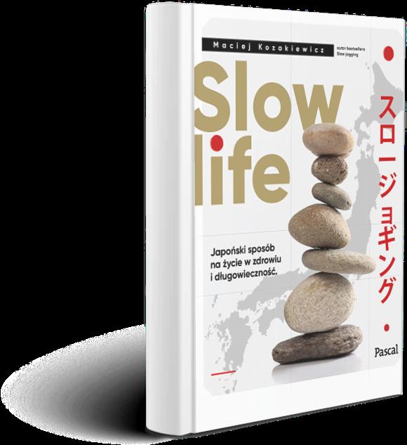 prezentacja ksiażki slow life